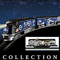 NASA Space Race Express Train Collection
