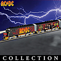 AC/DC Rock 'N' Roll Express Train Collection