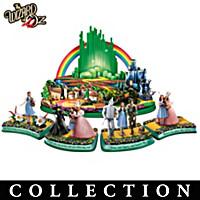 Wonderful Land Of Oz Figurine Collection