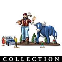 Road Trip U.S.A. Train Accessory Figurine Collection