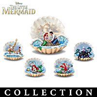 Disney Depths Of Love Figurine Collection