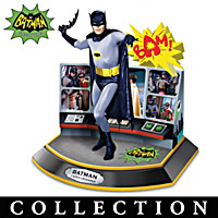 Legends Of BATMAN Figurine Collection