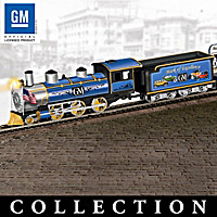 Golden Age Of GM Express Train Collection