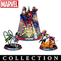 Amazing SPIDER-MAN Sculpture Collection