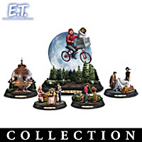 E.T. The Extra-Terrestrial Sculpture Collection
