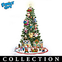 Family Guy Tabletop Christmas Tree Collection