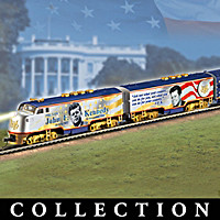 President John F. Kennedy Express Train Collection