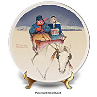 Homecoming Collector Plate