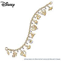 Winnie The Pooh & Friends Charm Bracelet