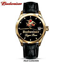 Budweiser Collector's Men's Watch