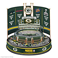 Green Bay Packers Super Bowl Champions Carousel