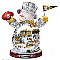 Pittsburgh Steelers Superbowl Champions Figurine
