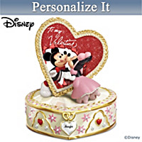 Disney Let Me Call You Sweetheart Personalized Music Box