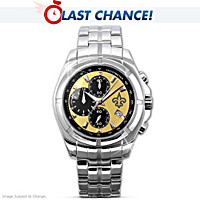 New Orleans Saints Super Bowl Champions Collector's Watch