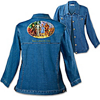 Wizard Of Oz Women's Jacket