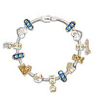 I Love My Yorkie Bracelet