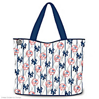 New York Yankees Tote Bag