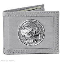 Green Bay Packers Men's Wallet