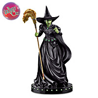 Wicked Witch Of The West Sculpture