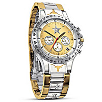 Lone Star Diamond Men's Watch