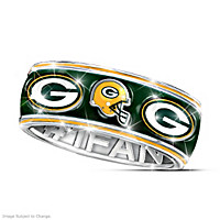 Green Bay Packers #1 Fan Ring