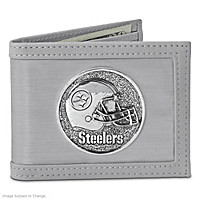 Pittsburgh Steelers Men's Wallet