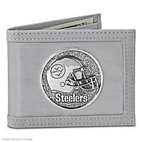 Pittsburgh Steelers Men's Wallet