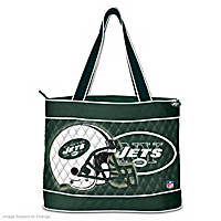 New York Jets Tote Bag