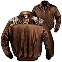 Cowboy Round Up Men's Jacket