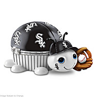 Chicago White Sox Love Bug Music Box