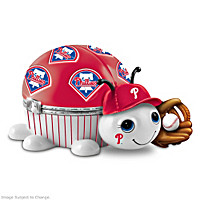 Philadelphia Phillies Love Bug Music Box