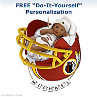 Washington Redskins Ornament