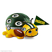 Green Bay Packers #1 Fan Music Box