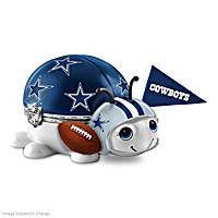 Dallas Cowboys #1 Fan Music Box