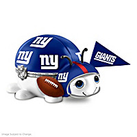New York Giants #1 Fan Music Box