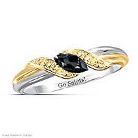 Pride Of New Orleans Embrace Ring