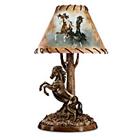 Blazing Glory Lamp