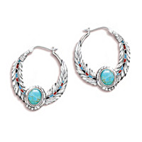 Sedona Sky Earrings