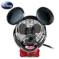 Disney Mickey Mouse #1 Fan Electric Fan