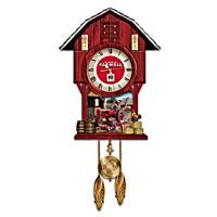 Farmall Times Cuckoo Clock