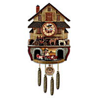 The Duke Express Cuckoo Clock