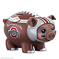 Banking On A Win Ohio State Football Piggy Bank