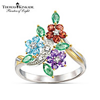 Thomas Kinkade Path Of Inspiration Diamond Ring