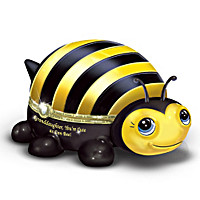 Granddaughter, You're Cute As Can Bee! Music Box