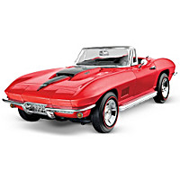 Legendary Performance 1967 Corvette 427 Sculpture