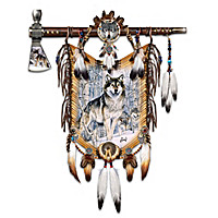 Sacred Sentinels Wall Decor