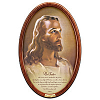 The Lord's Prayer Collector Plate