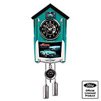 Ford Thunderbird Cuckoo Clock