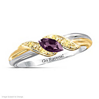 Pride Of Baltimore Embrace Ring