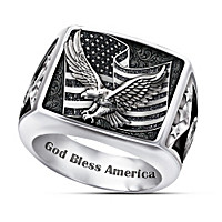 Wings Of Freedom Ring
